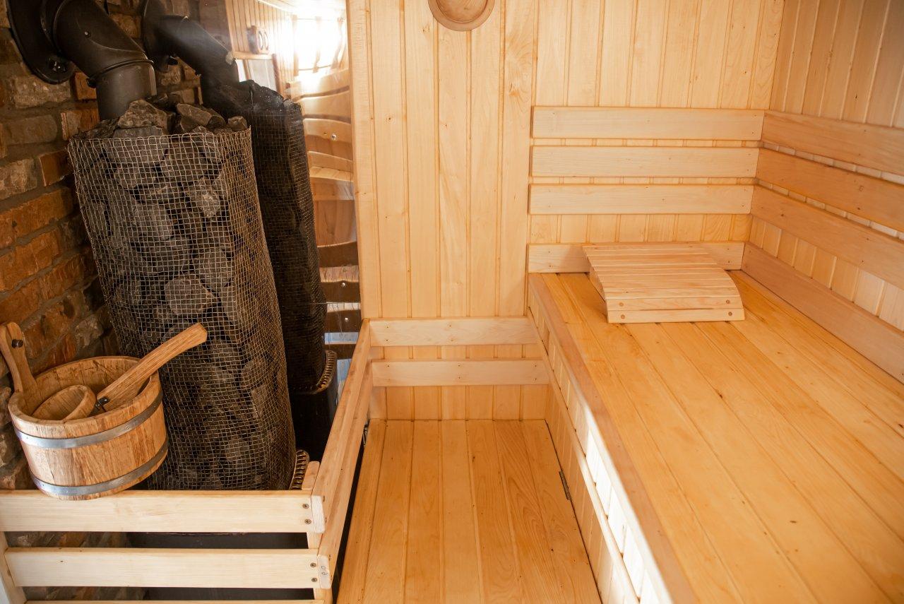 Hamam,Sauna Ve Buhar Odası