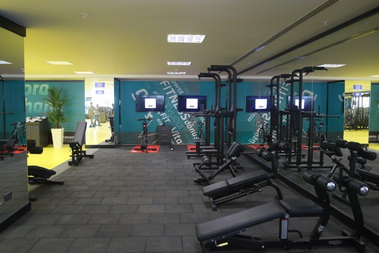 Spor ve Sağlıklı Yaşam Merkezi