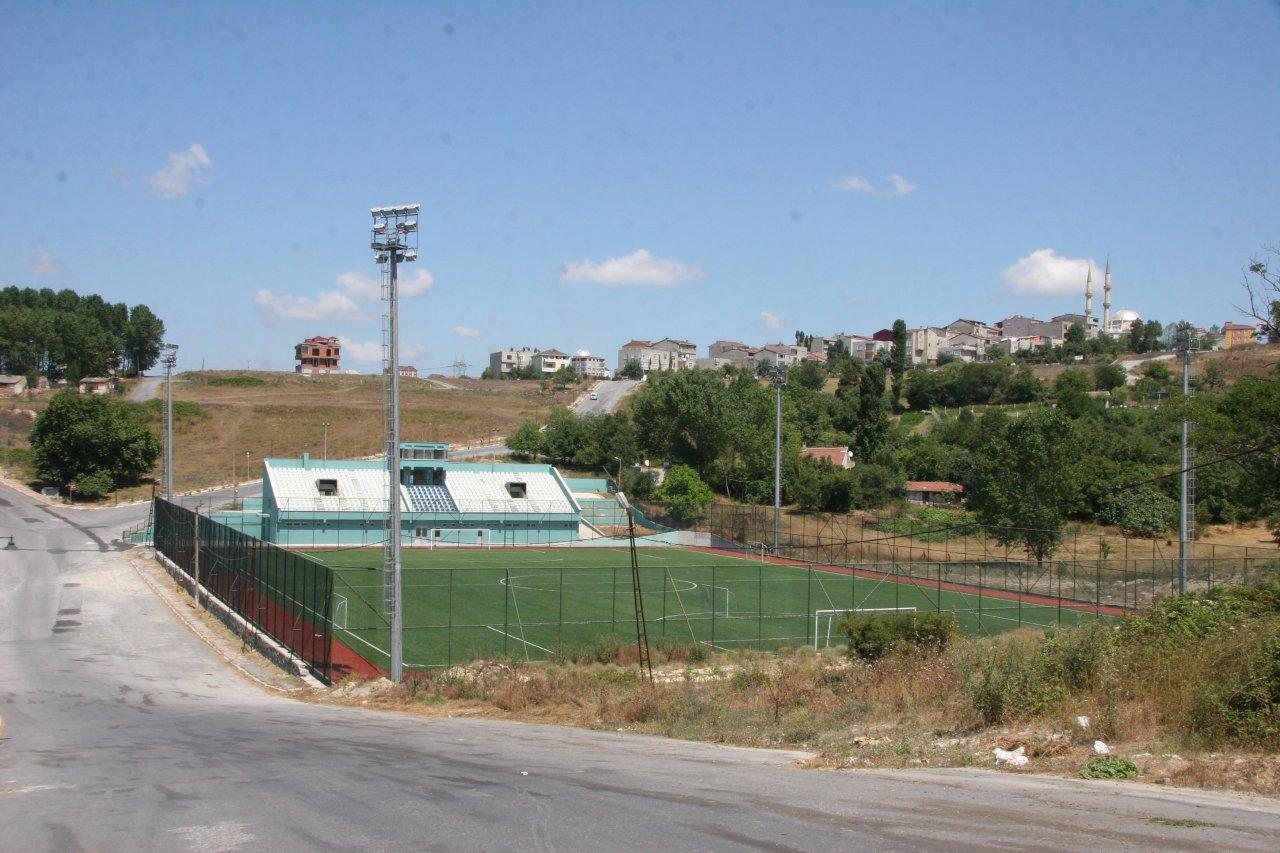 Taşoluk Stadı